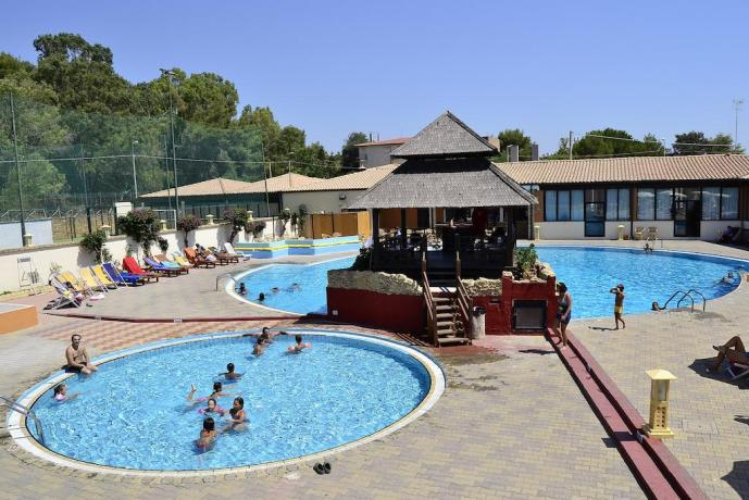 Hotel a Capo Rizzuto con piscina bambini