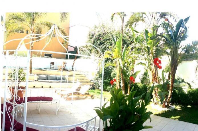 B&B Gallipoli con giardino e piscina - Salento