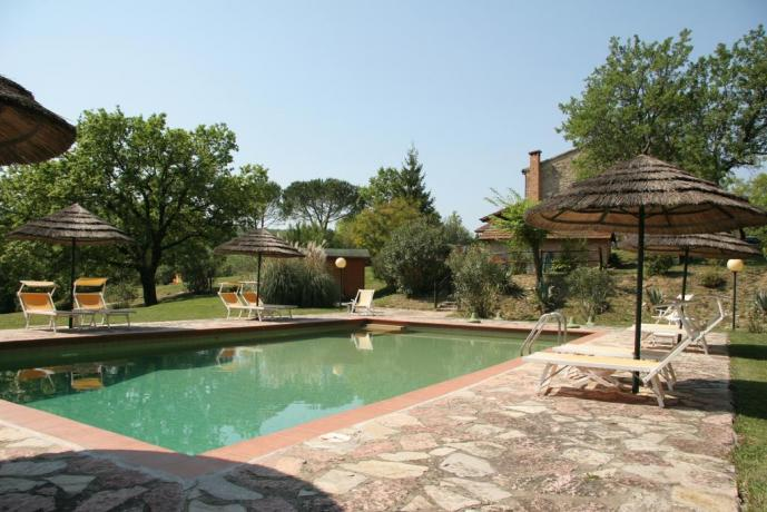bed and breakfast, piscina, Livorno costa etruschi