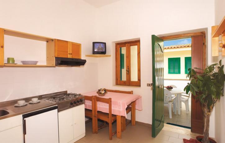 Appartamenti a Scalea con Cucina e Piscina