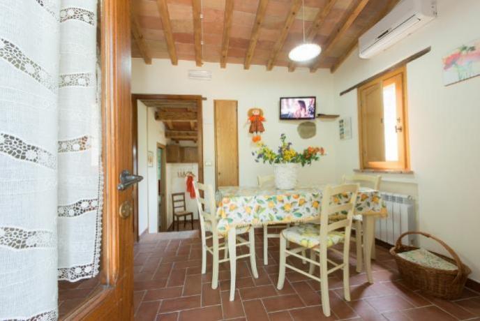 Appartamento Vacanza per 4/6 persone Lago Trasimeno