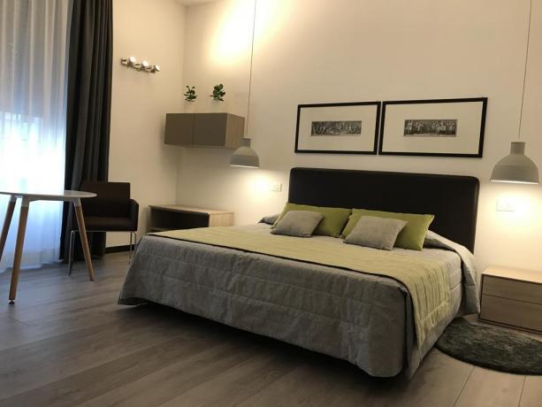 Hotel con camera matrimoniale centro Milano