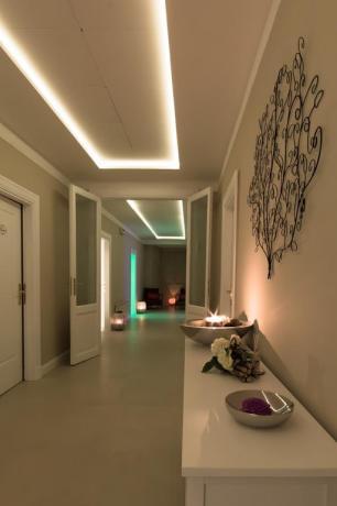 Camere eleganti in Hotel a Fuggi