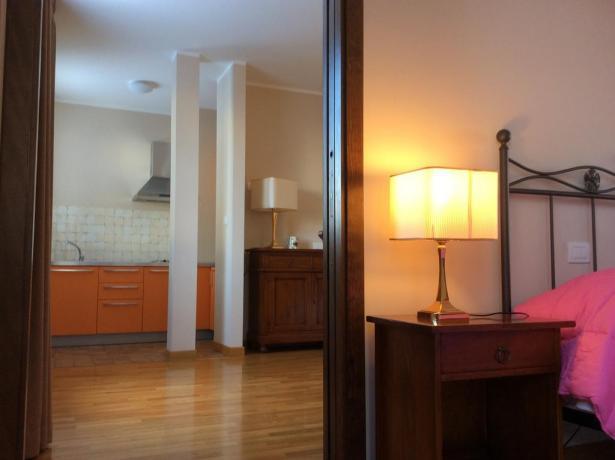 Appartamento con angolo cottura ideale per famiglie
