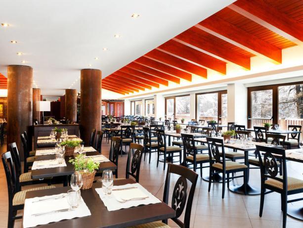 Hotel con ristorante-cucina celiaca