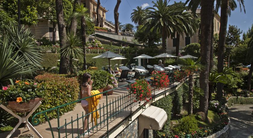 hotel sul porticciolo s maria ligure