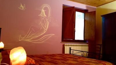 Dettaglio camera matrimoniale