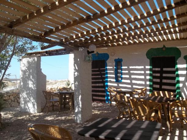 Hotel a Lampedusa vicinissimo al mare