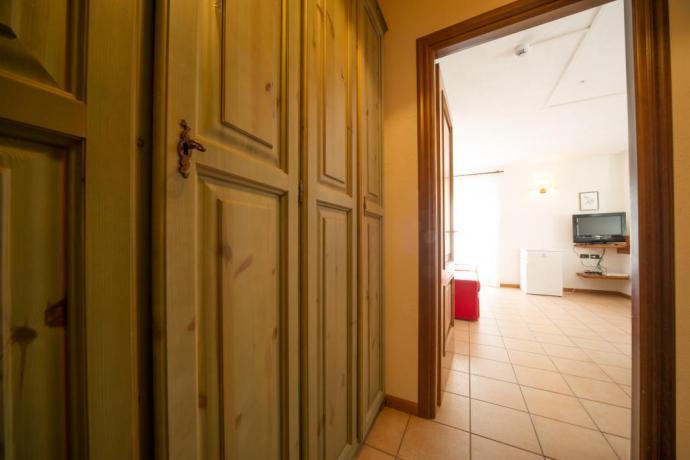 Casa Vacanze Bardonecchia appartamento-monolocale 4persone cucina completa