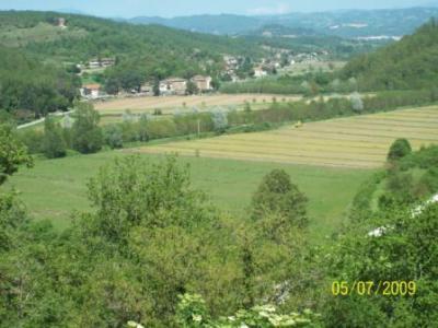 Villa immersa nel verde dell'Umbria