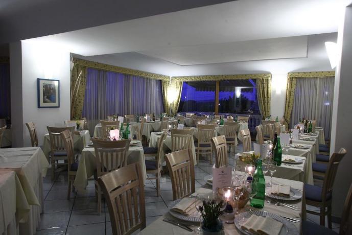 Hotel con Ristorante e cucina mediterranea a Ischia