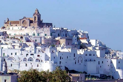 Holiday Accommodation in Ostuni, The White City