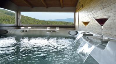 Vasca idromassaggio Residence vicino Assisi
