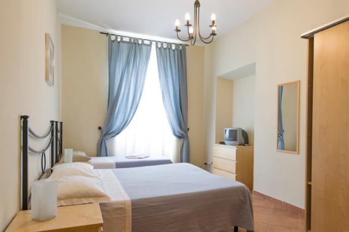 Appartamento 3 posti letto residence vicino Lago Vico