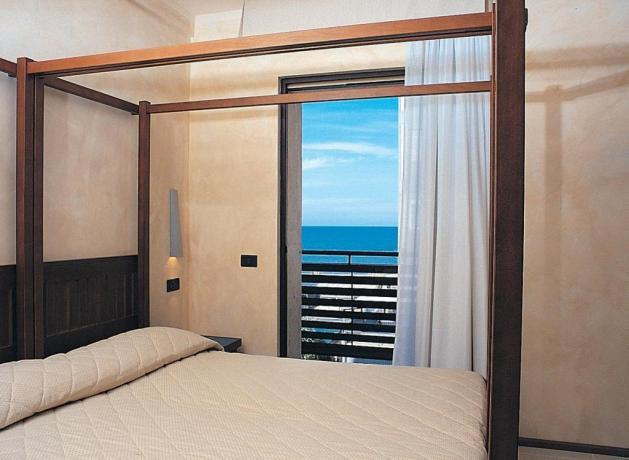 Camera matrimoniale Hotel vicino Ascoli Piceno