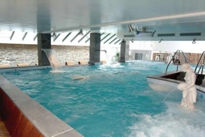 Piscina coperta roseo a bagno di romagna hotel centri benessere terme dell 39 emilia romagna - Ristorante bologna bagno di romagna ...