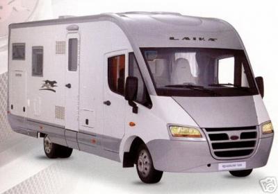 Camper laika rexosline 650 motorhome camper in umbria for Laika camper