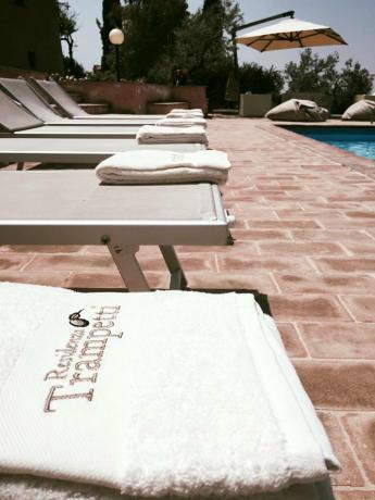 Residenza Trampetti, Villa per 12/16 persone in Umbria