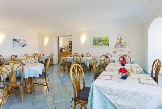 Relax Hotel ad Ischia in Ristorante romantico