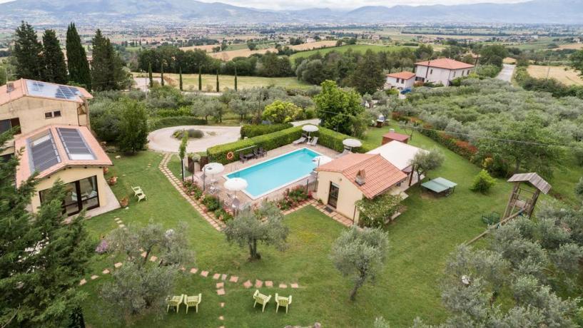 Casa vacanze con piscina e giardino