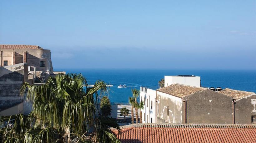 Camera Vista-Mare a Castellammare del Golfo - Sicilia