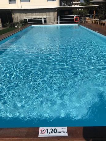 Hotel4stelle con piscina fronte mare Baia Domizia