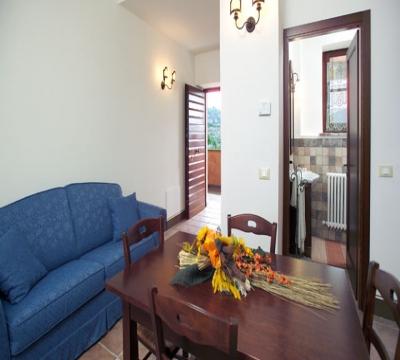 Mini Appartamenti - Soggiorno