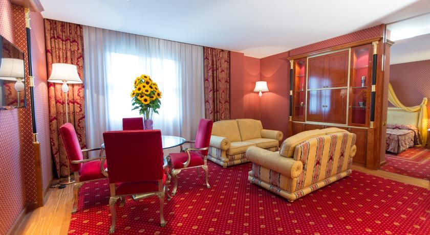 Hotel con Suite Imperiale a Pomezia