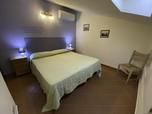 IsolaPolvese- SecondaCamera appartamento spazioso xgruppi di amici