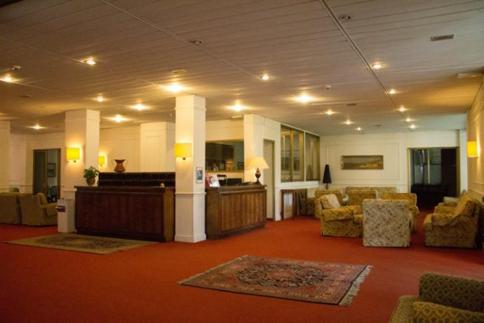 hotel per gruppi a Fiuggi 3 stelle hall