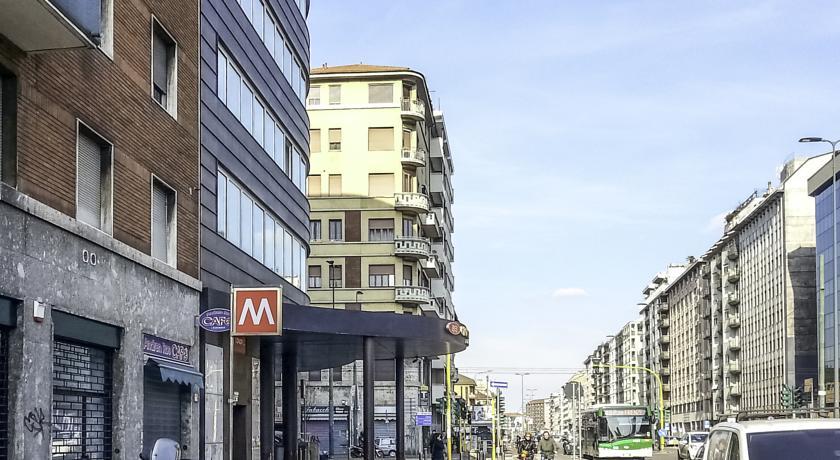 Stazione Metro Sondrio di Milano