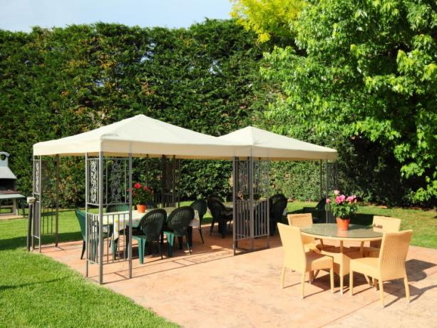 Vacanze in Umbria Villa Baroni