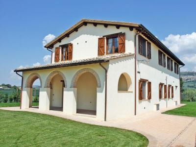 Appartamenti vacanza ad Assisi vista sulla città