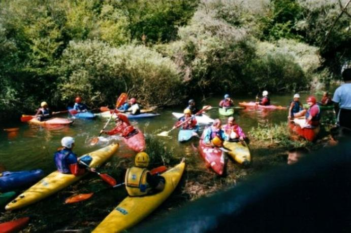 Rafting Activo Park di Scheggino