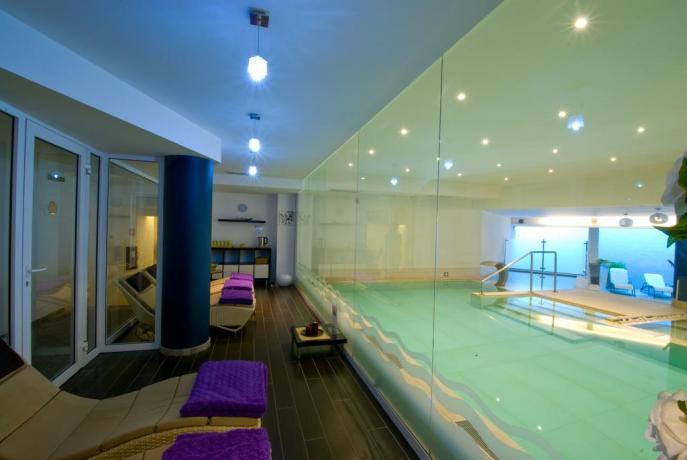 Hotel con centro benessere a Riva del Garda