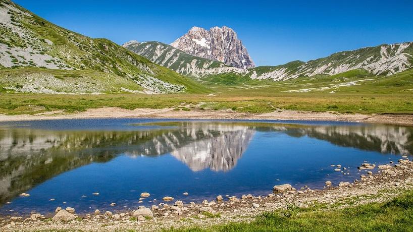 Vacanze nelle montagne dell'Appennino