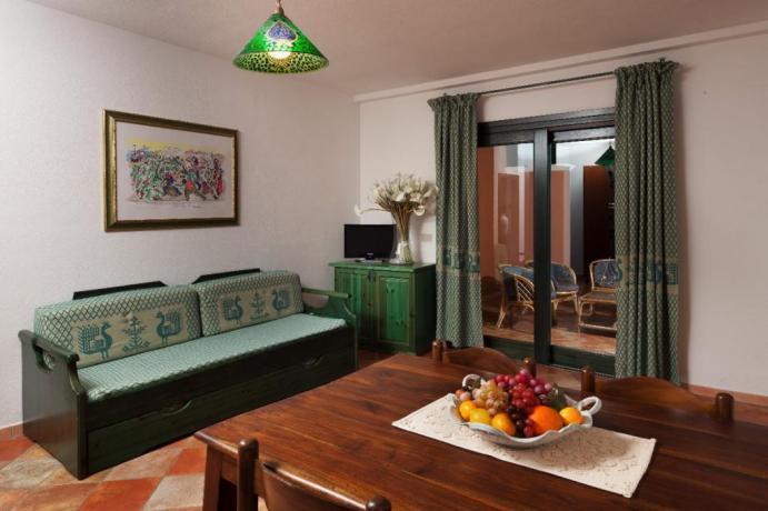 Appartamento Il Belvedere con salotto a Orosei