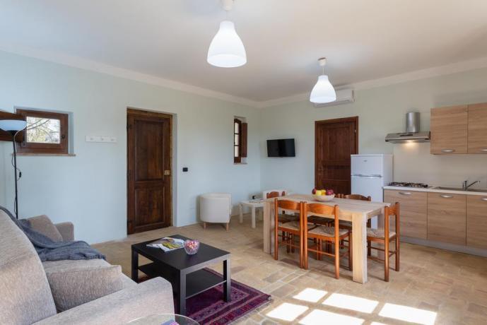 Appartamento con Soggiorno e cucina