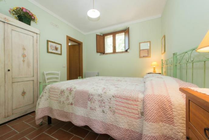 Appartamento vacanza Granaio: camera Matrimoniale