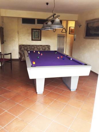 Villa con Biliardo per Ragazzi ad Arezzo