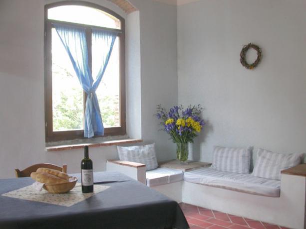 Appartamenti immersi nel verde Umbertide Umbria