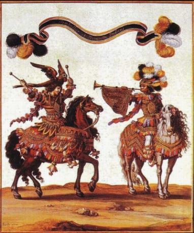 Segni Barocchi della Quintana