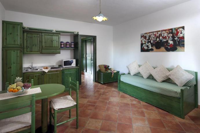 Residence con Appartamenti sul Golfo di Orosei