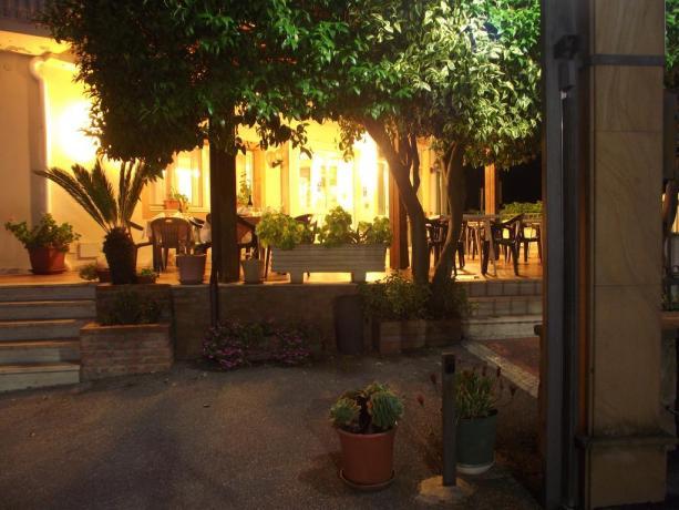 Hotel Colonia del Seminario con ampio spazio esterno
