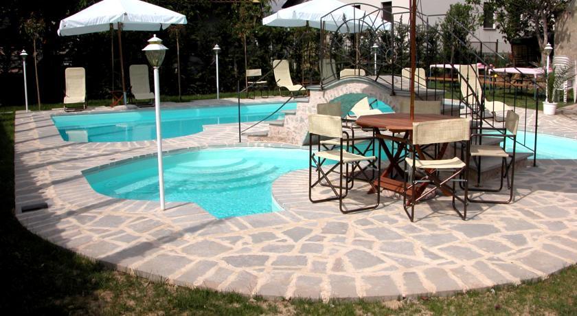 B&B piscina Umbria Città di Castello