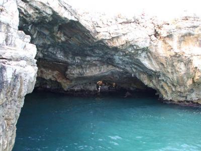 Explore the Caves in Polignano a Mare, Apulia