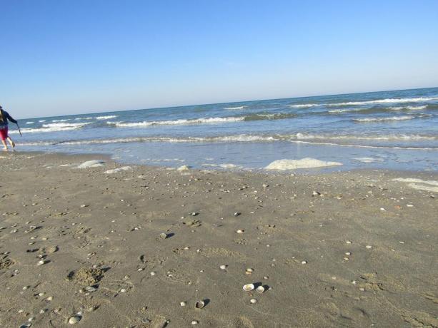 Dormire a pochi metri dal mare della Romagna