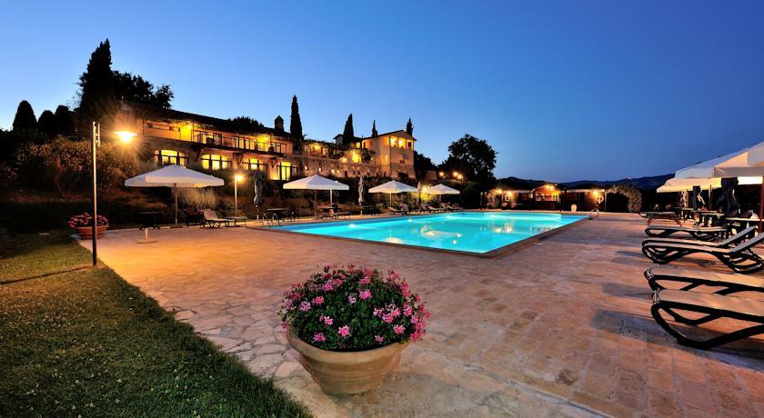 Agriturismo idromassaggio ristorante piscina