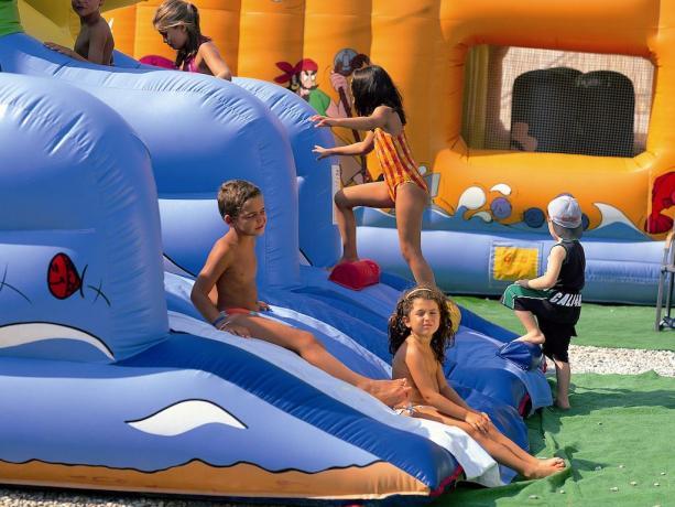 Parco Giochi gigante per bambini TORRESERENA