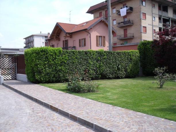 Ingresso Affittacamere a Bergamo